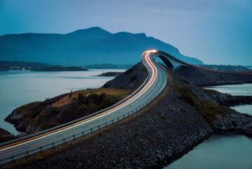 Her er de beste attraksjonene i Norge å se med leiebil